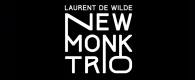 NEW MONK TRIO cover